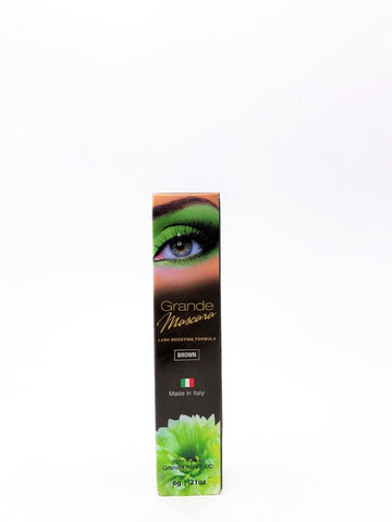 GrandeMASCARA Lash Boosting Formula  .21 Oz  Brown
