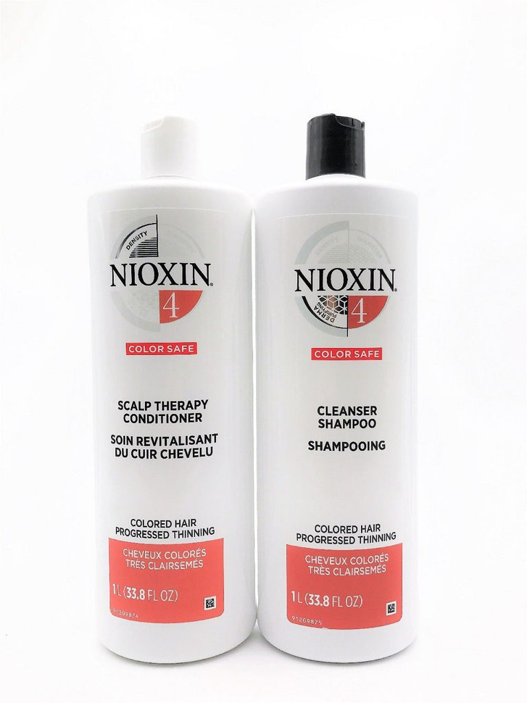 NIOXIN System 4 Liter DUO Set New Packaging