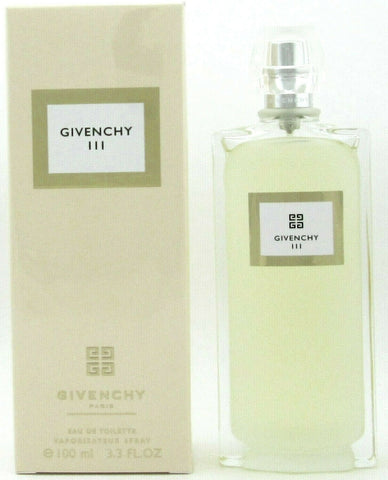 Givenchy III Perfume by Givenchy 3.3 oz. / 100 ml. EDT Spray