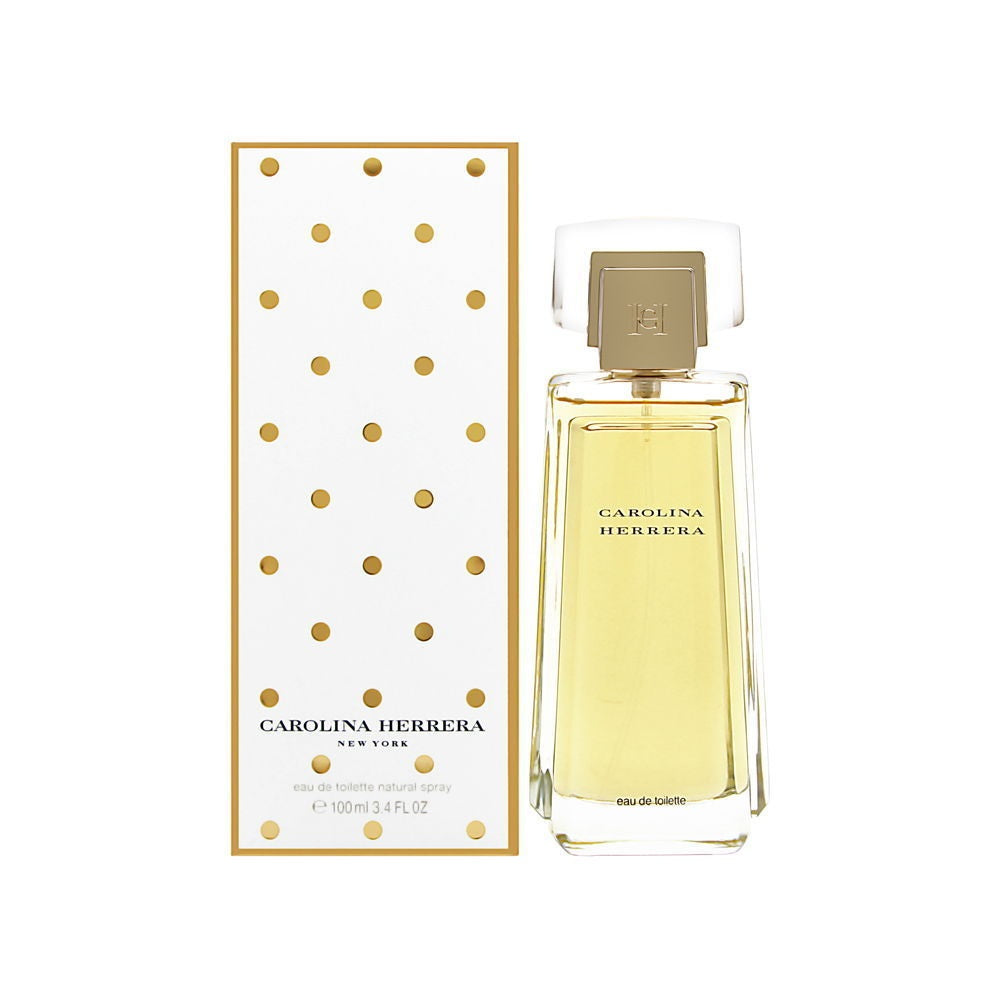 Carolina Herrera Perfume For Women 3.4 oz Eau de Toilette Spray