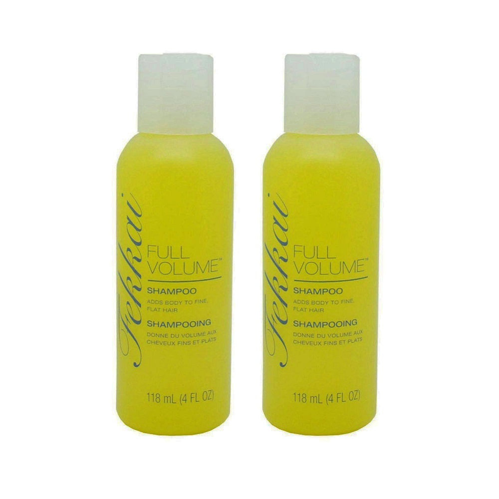 Fekkai Full Volume Shampoo 4 Oz Travel Size Pack Of 2