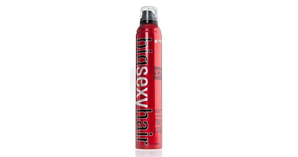 Sexy Hair Spray And Play Harder 10 Oz  Dented