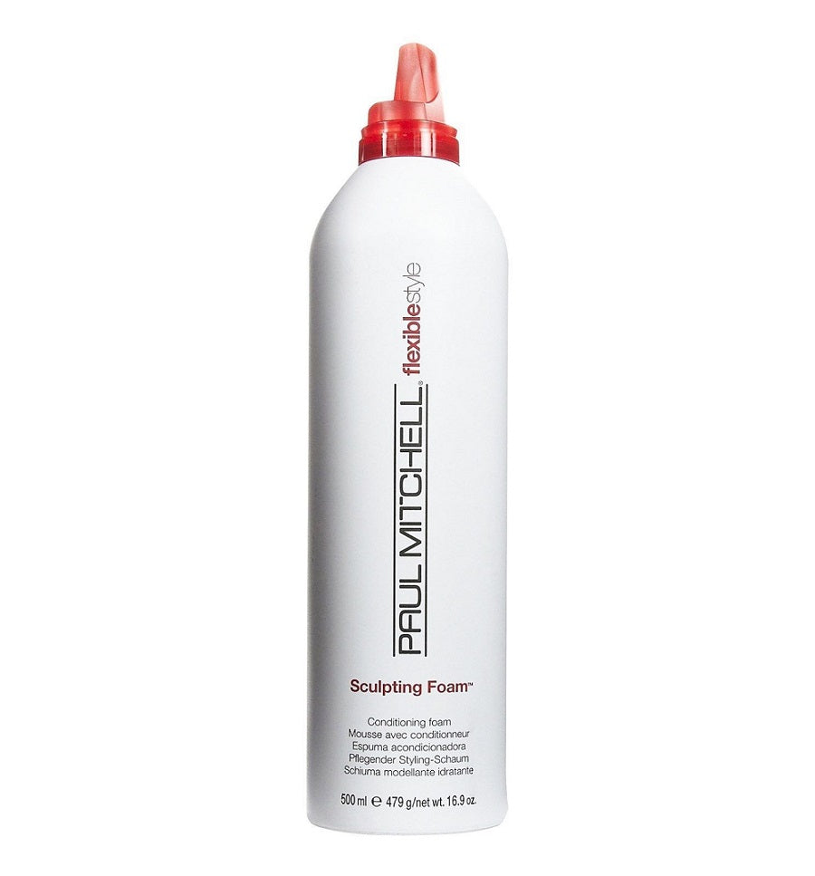 Paul Mitchell Flexible Sculpting Foam Conditioning Foam 16.9 Oz  Dented