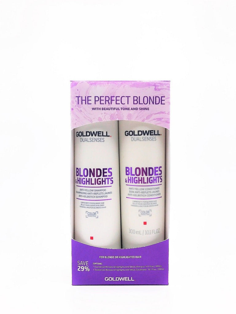 Goldwell Blondes And Highlights DUO Set 10.1 FL OZ