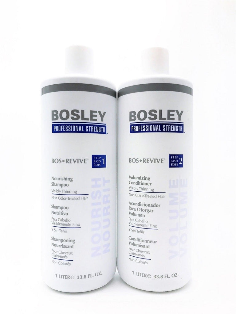BOSLEY BOS-REVIVE Liter DUO Set  Non Color-Treated
