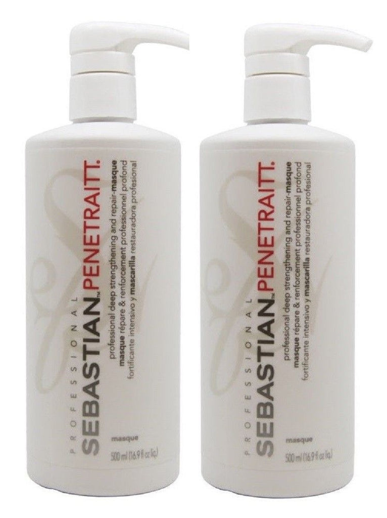 Sebastian Penetraitt Professional Deep Strengthening And Repair Masque 2 Pack
