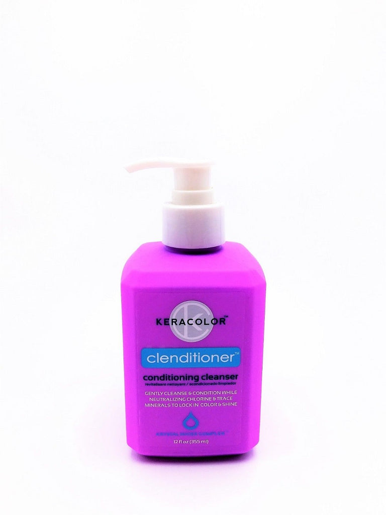 KERACOLOR Clenditioner Conditioning Cleanser 12 Oz