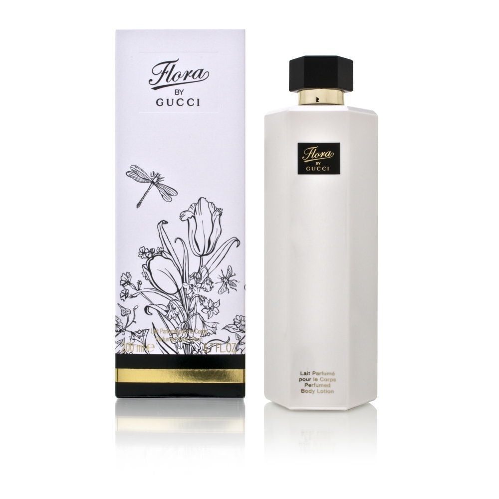 Flora by Gucci For Women 6.7 Oz Perfumed Body Lotion