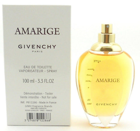 Amarige by Givenchy for Women 3.3 oz Eau De Toilette Spray New Tester