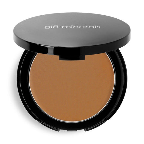Glominerals Glo Pressed Base Power Foundation 0.35 oz / 9.9 g - Tawny Medium