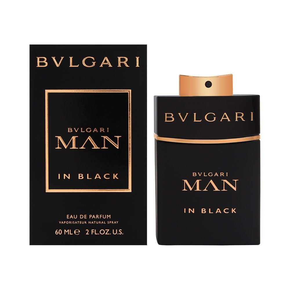 Bvlgari Man In Black by Bvlgari For Men 2.0 oz EDP Spray