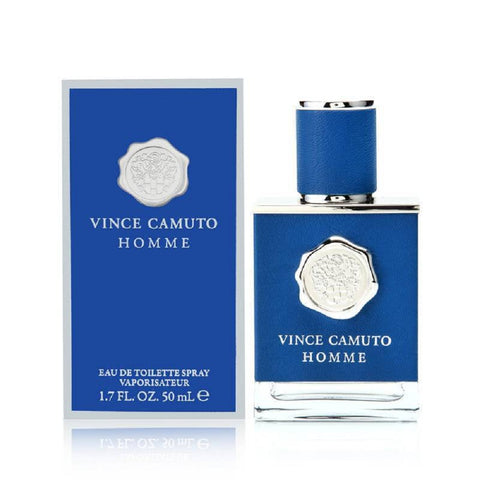 Vince Camuto Homme by Vince Camuto For Men 1.7 Oz EDT Spray
