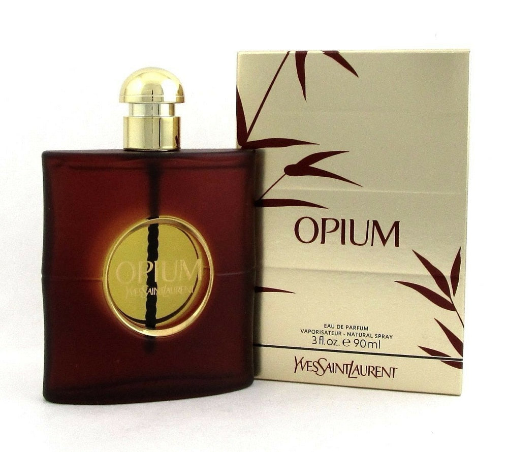 Opium Perfume by Yves Saint Laurent 3.0 oz. EDP Spray Women