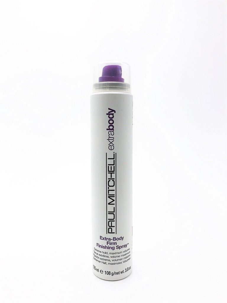 Paul Mitchell Extra-Body Firm Finishing Spray 3.8 Oz Extreme Hold