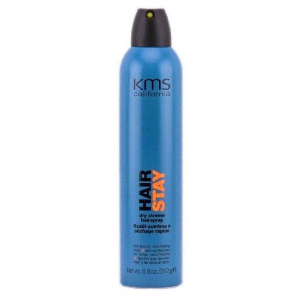KMS California Hair Stay Dry Extreme Hairspray 8.9 Ounce