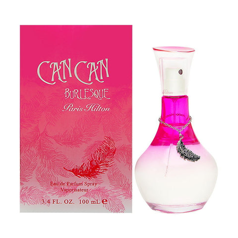 Can Can Burlesque by Paris Hilton For Women 3.4 oz Eau De Parfum Spray Brand New