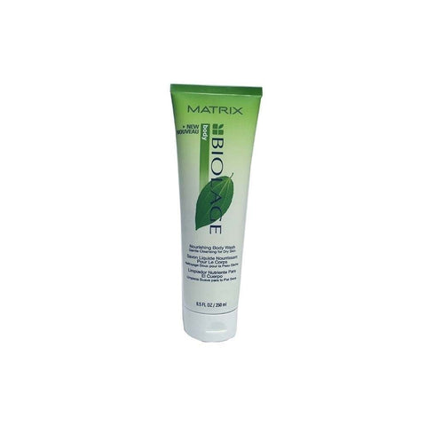 Matrix Biolage Body Nourishing Body Wash For Dry Skin 8.5 Oz