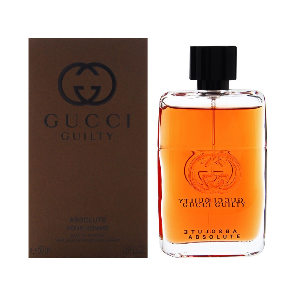 7ba953ad4 Gucci Guilty Absolute by Gucci For Men 1.6 Oz EDP Spray – edgeLook