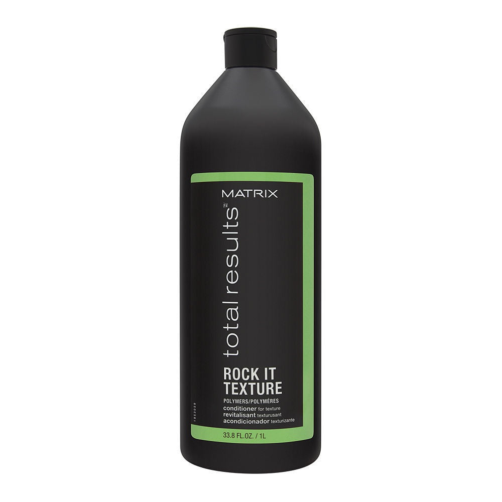 Matrix Total Results Rock It Texture Conditioner 1Liter / 33.8oz