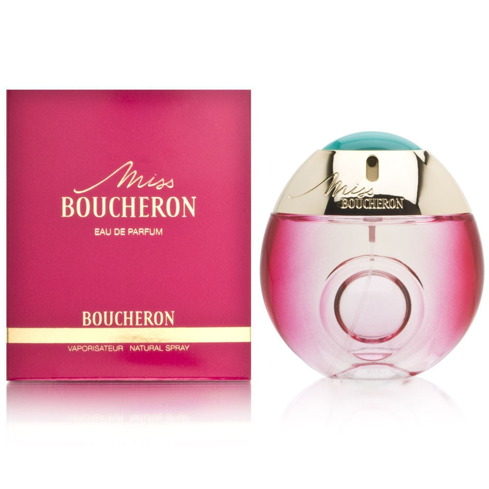 Miss Boucheron by Boucheron For Women 3.3 Oz EDP Spray