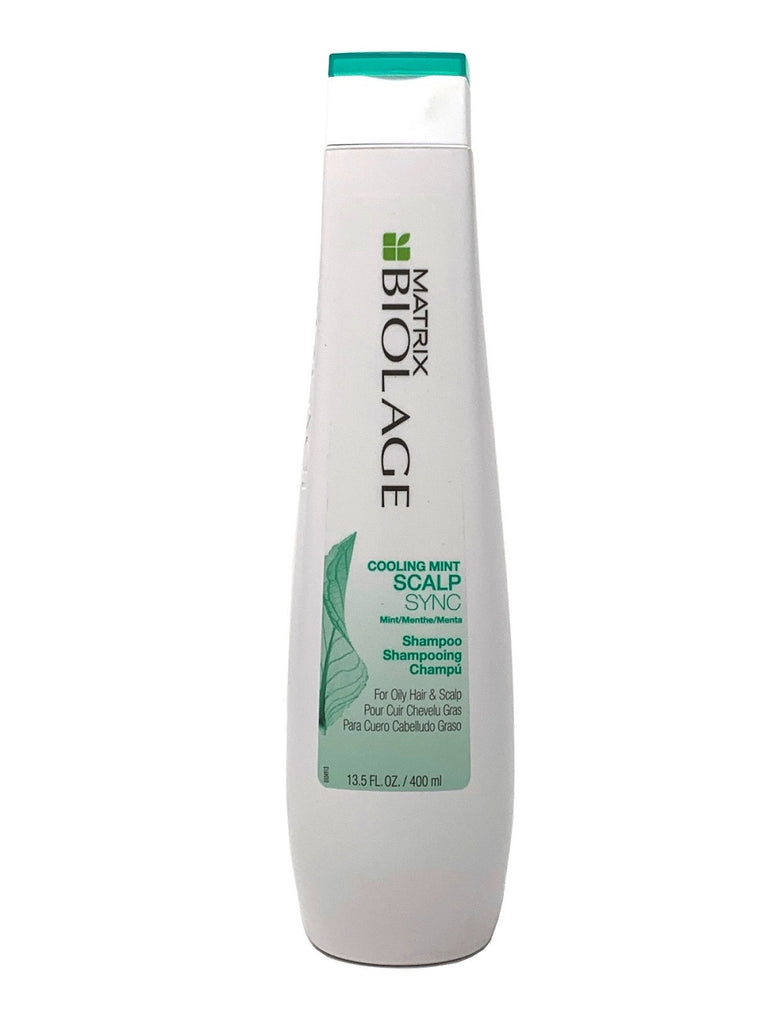 Matrix Biolage Scalpsync Cooling Mint Shampoo 13.5 Oz