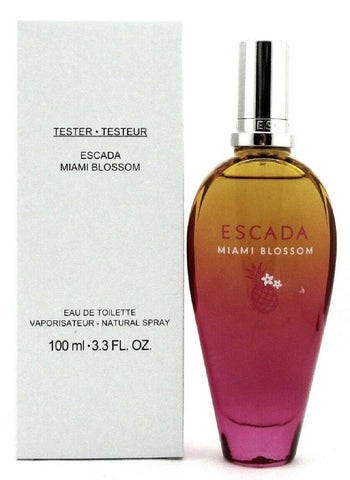 Escada Miami Blossom 3.3 oz. Eau de Toilette Spray for Women