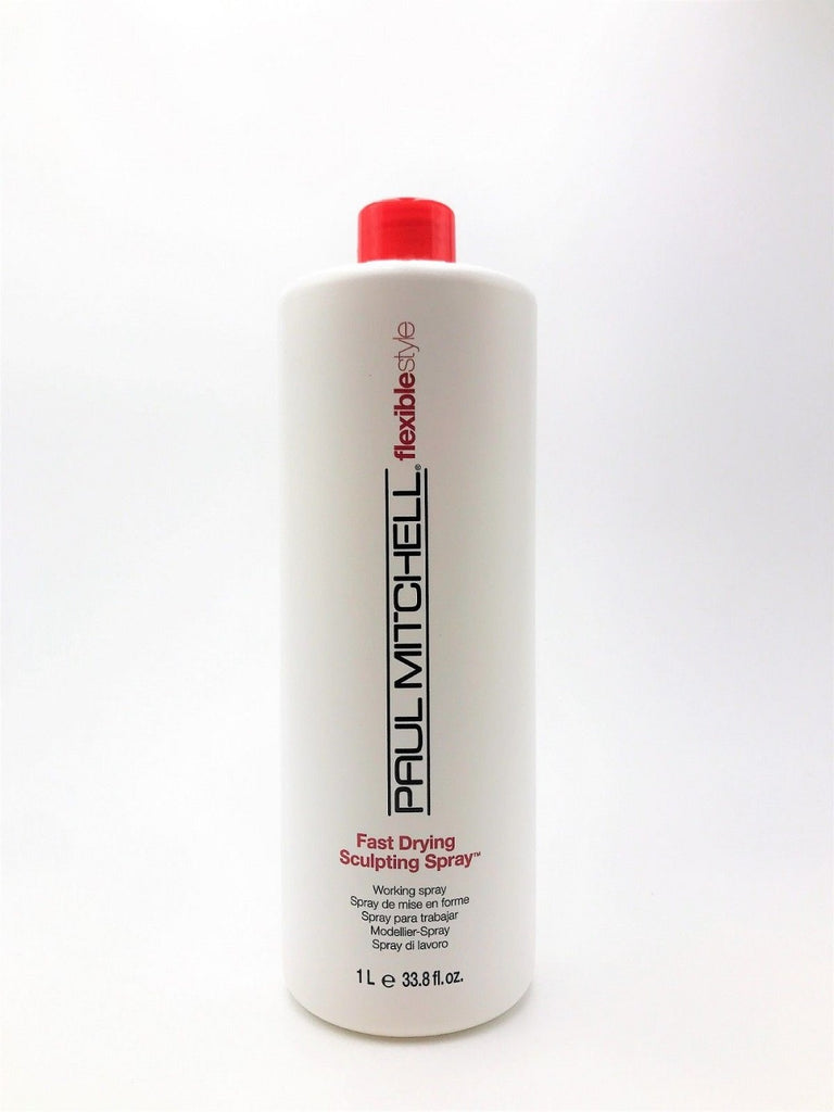 Paul Mitchell Fast Drying Sculpting Spray 33.8 Oz