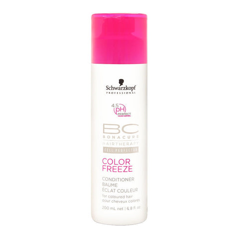 Schwarzkopf BC Bonacure Color Freeze Conditioner 200ml / 6.8oz