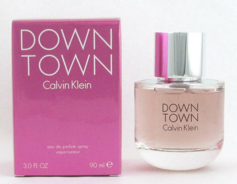 DownTown Perfume by Calvin Klein 3.0 oz. Eau De Parfum Spray for Women