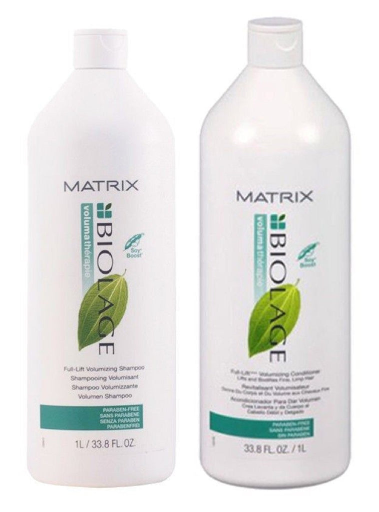 Matrix Biolage Full Lift Shampoo And Conditioner 33.8 oz DUO