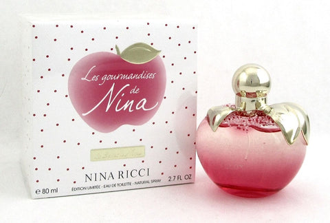 Les gourmandises de Nina by Nina Ricci Perfume 2.7 oz. EDT Spray for Women