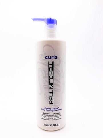 Paul Mitchell Spring Loaded Frizz-Fighting Shampoo 24 Oz