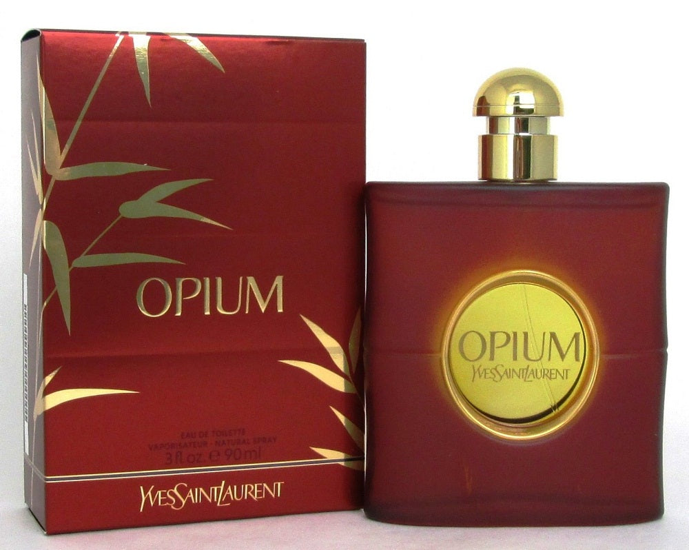 Opium by Yves Saint Laurent EDT Spray 3.0oz  / 90ml  for Women.
