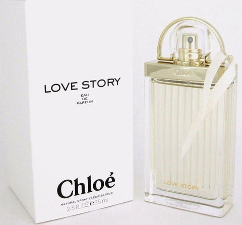 Chloe Love Story Eau de Parfum Spray 2.5 oz. for Women