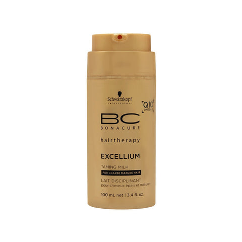 BC Bonacure Excellium Q10+ Taming Milk - 100ml / 3.4oz