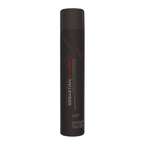 Sebastian Re-Shaper Brushable, Humidity Resistant-Strong Hold Hairspray 10.6 Oz