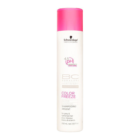 Schwarzkopf BC Bonacure Color Freeze Silver Shampoo 250ml / 8.5oz