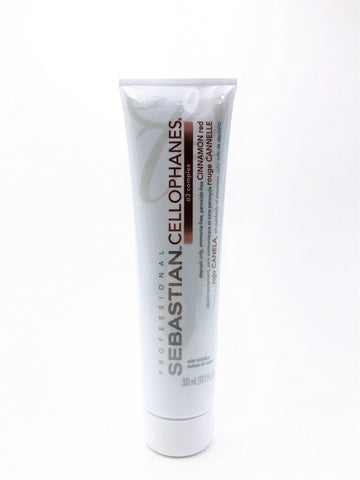 Sebastian Cellophanes Color Revitalizer  10.1 Oz CINNAMON RED