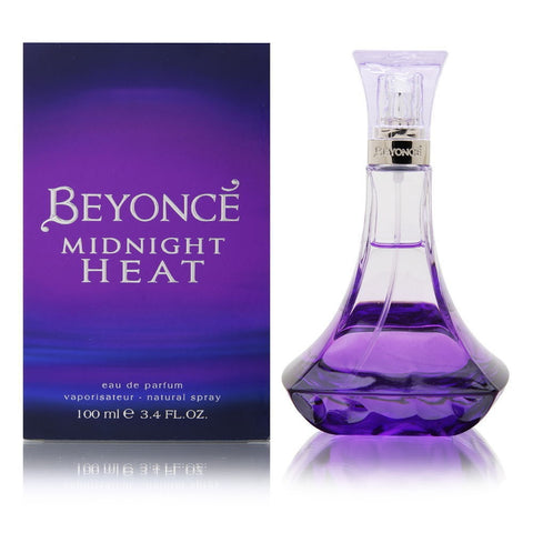 Midnight Heat by Beyonce For Women 3.4 Oz EDP Spray