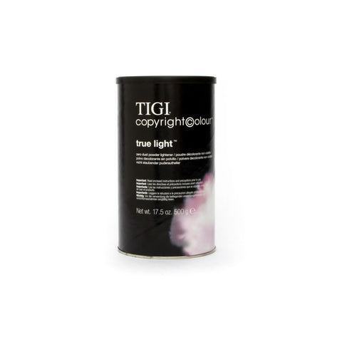 TIGI Copyright Colour True Light Zero Dust Powder Lightener 17.5oz / 500g
