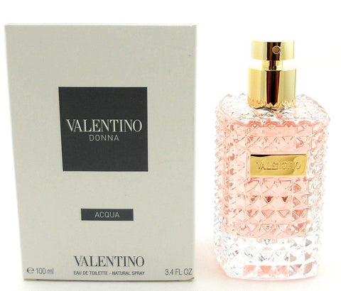 Valentino Donna ACQUA by Valentino 3.4 oz EDT Spray for Women