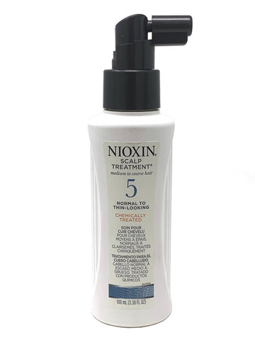 Nioxin System #5 Scalp Treatment 3.38 Oz