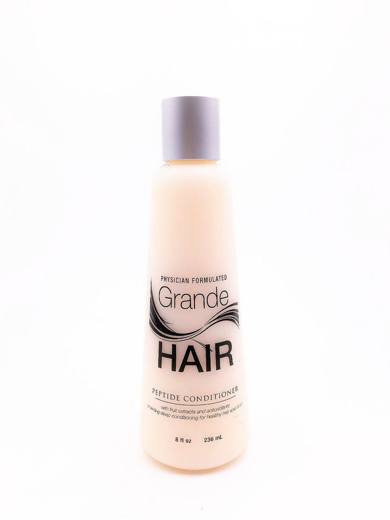 GrandeHAIR Peptide Conditioner 8 Oz