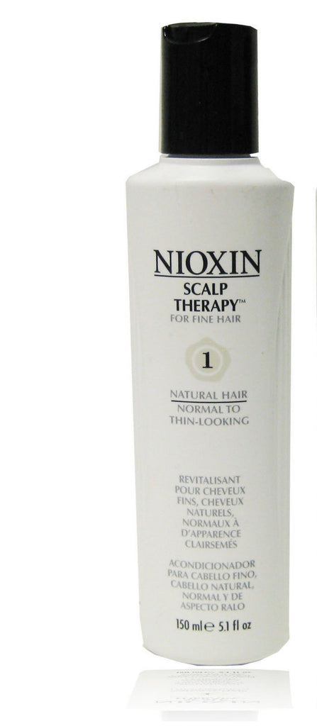 Nioxin System # 1 Scalp Therapy Conditioner For Thin Hair 5.1 Oz
