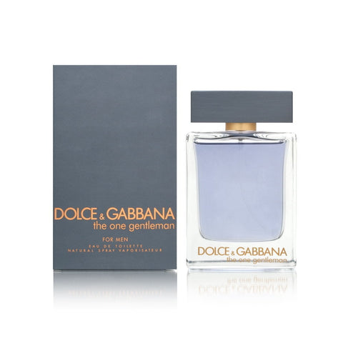 The One Gentleman by Dolce Gabbana For Men 1.7 Oz EDT Spray