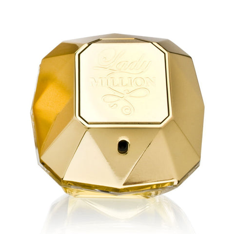 Lady Million by Paco Rabanne For Women 2.7 Oz EDP Spray (Tester) Brand New