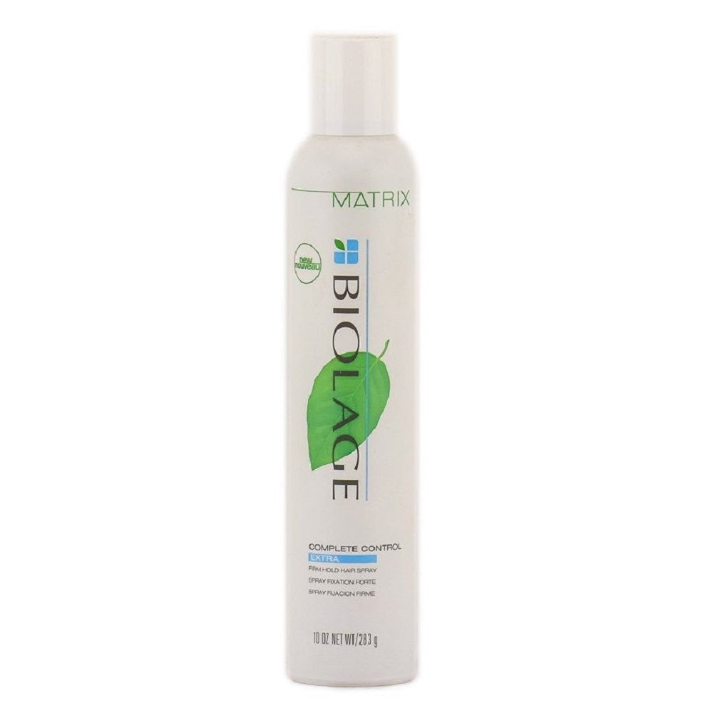 Matrix Biolage Complete Control Extra Firm Hold Hair Spray 10oz  Dented