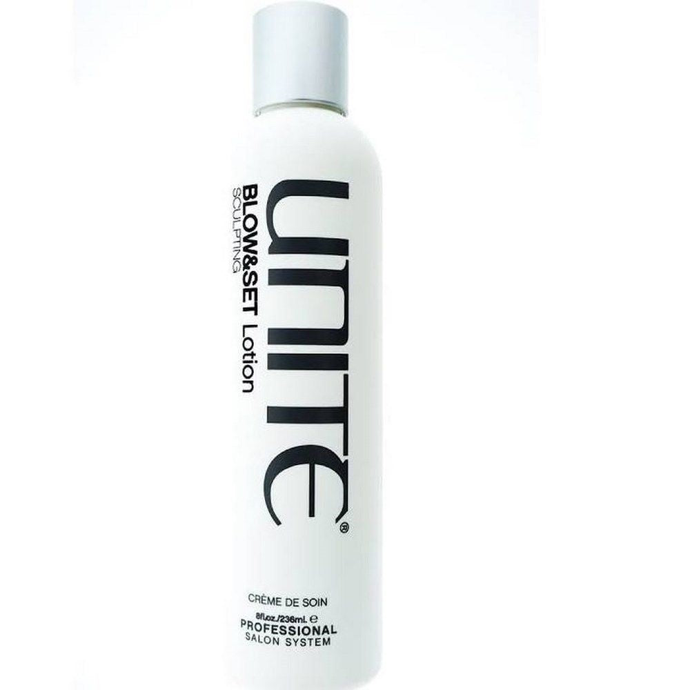 Unite Hair Blow And Set Lotion 8 Oz