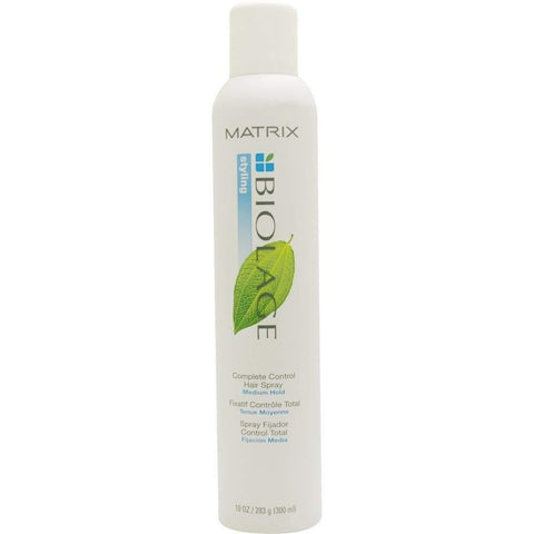 Matrix Biolage Complete Control Medium Hold Hairspray 10 oz  Dented