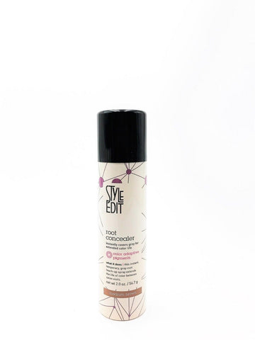 STYLE EDIT Root Concealer 2.0 Oz MEDIUM BROWN